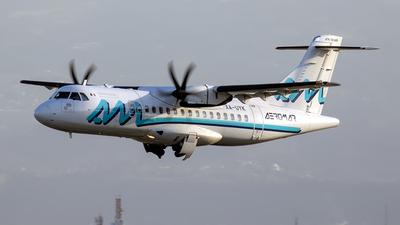 A picture of XAUYK - ATR 42600 - Aeromar - © Iván Cabrero