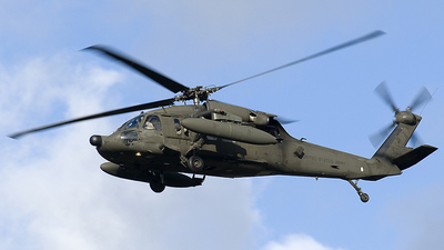 88-26027 - Sikorsky UH-60A Blackhawk - United States - US Army