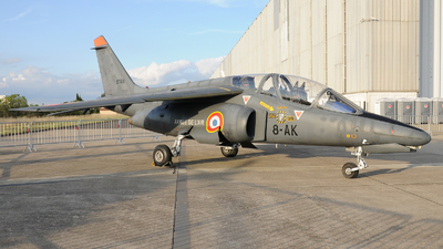 E144 - Dassault-Breguet-Dornier Alpha Jet E - France - Air Force