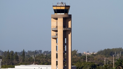 KFLL - Airport - Control Tower