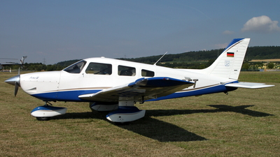 D-ECFT - Piper PA-28-181 Archer III - Private
