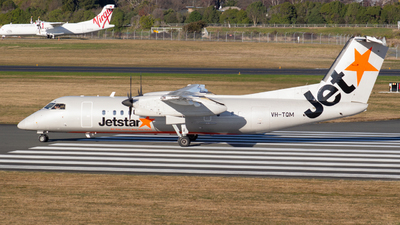 VH-TQM - Bombardier Dash 8-Q315 - Jetstar Airways (Eastern Australia Airlines)