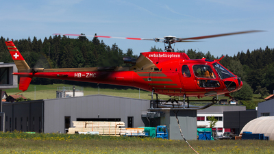 HB-ZMC - Eurocopter AS 350B3 Ecureuil - Swiss Helicopter AG