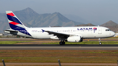 A picture of CCBAF - Airbus A320232 - LATAM Airlines - © MartinezRoe7