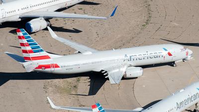 N909AN - Boeing 737-823 - American Airlines