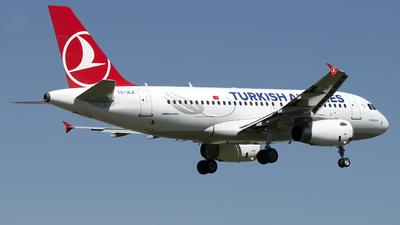 TC-JLZ - Airbus A319-132 - Turkish Airlines