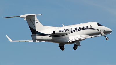 N302TG - Embraer 505 Phenom 300 - Private