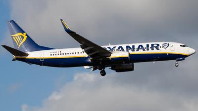 EI-EBG - Boeing 737-8AS - Ryanair