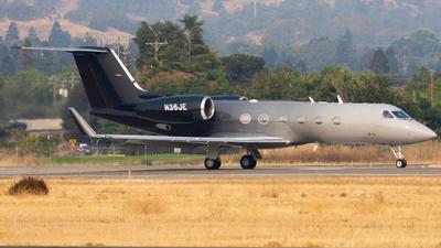 N36JE - Gulfstream G-IV - Private