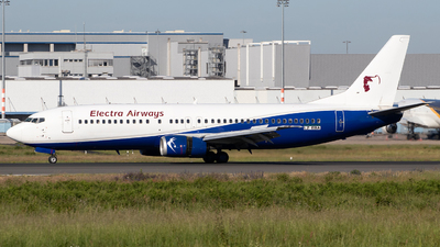 LZ-EBA - Boeing 737-46N - Electra Airways