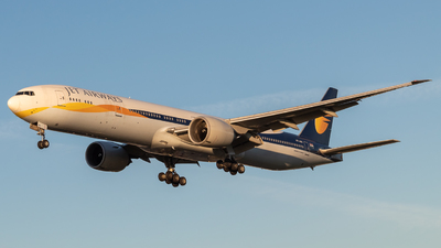 VT-JEM - Boeing 777-35RER - Jet Airways