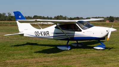 OO-KWR - Tecnam P2008JC - Private