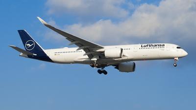 D-AIXN - Airbus A350-941 - Lufthansa