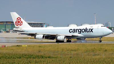 LX-FCL - Boeing 747-467F(SCD) - Cargolux Airlines International