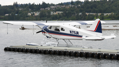 N715JR - De Havilland Canada DHC-2 Mk.I Beaver - Jasdip Aviation