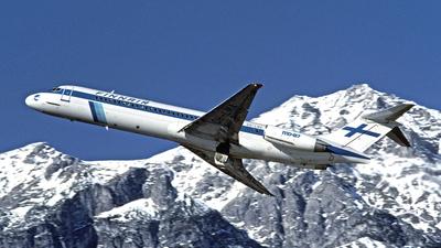 OH-LMA - McDonnell Douglas MD-87 - Finnair