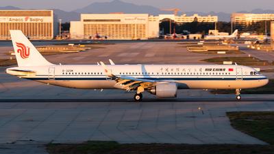 B-325M - Airbus A321-251NX - Air China