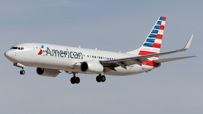 N316PF - Boeing 737-823 - American Airlines