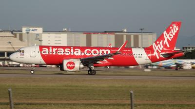 HS-CBG - Airbus A320-251N - Thai AirAsia