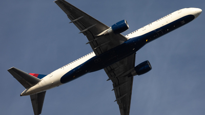 N650DL - Boeing 757-232 - Delta Air Lines