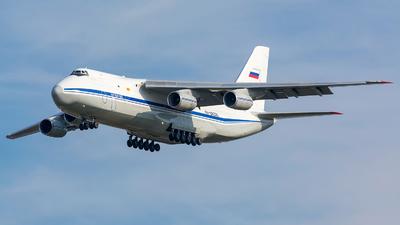 A picture of RA82035 - Antonov An124 -  - © mili_05