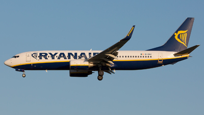 EI-ENZ - Boeing 737-8AS - Ryanair
