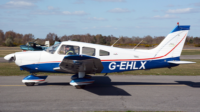 A picture of GEHLX - Piper PA28181 - [288090317] - © James Mepsted