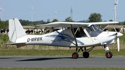 A picture of DMRWK - Ikarus C42 - [] - © Daniel Schwinn