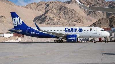 VT-WGA - Airbus A320-271N - Go Air