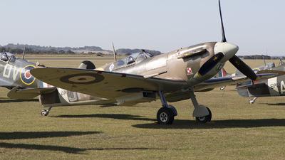 G-MKVB - Supermarine Spitfire Mk.VB - Private