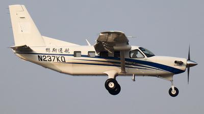 N237KQ - Quest Aircraft Kodiak 100 - Pilot International