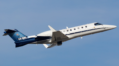 A picture of 4OMNE - Learjet 45 - [45044] - © Gerhard Vysocan
