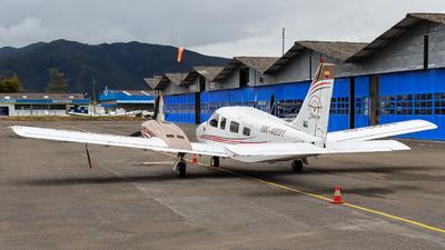 HK-4691 - Piper PA-34-220T Seneca IV - Llanera de Aviación