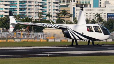 N600UH - Robinson R44 Raven II - Private