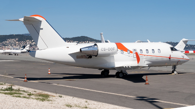 CS-DOF - Bombardier CL-600-2B16 Challenger 650 - Private