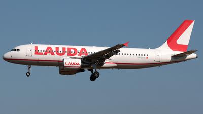 9H-LOA - Airbus A320-214 - Lauda Europe