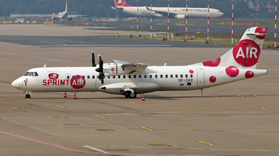 SP-SPE - ATR 72-202 - SprintAir