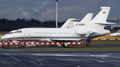 A picture of DASBG - Dassault Falcon 900EX - [141] - © Chris de Breun