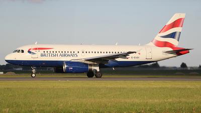 G-EUOI - Airbus A319-131 - British Airways