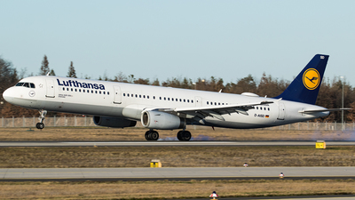 A picture of DAISD - Airbus A321231 - Lufthansa - © Oliver Sänger