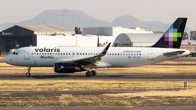A picture of XAVOY - Airbus A320233 - Volaris - © Miguel Fiesco (MAS Aviation Press)