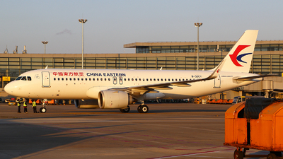 A picture of B30CY - Airbus A320251N - China Eastern Airlines - © Zihao Wang ~ AHaoo