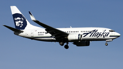 N619AS - Boeing 737-790 - Alaska Airlines