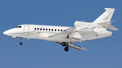 OO-FFE - Dassault Falcon 900EX - Airfix Aviation