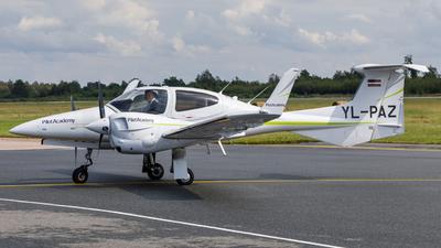 YL-PAZ - Diamond DA-42 NG Twin Star - Air Baltic Pilot Academy
