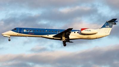 G-RJXG - Embraer ERJ-145EP - bmi Regional