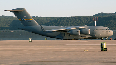 07-7188 - Boeing C-17A Globemaster III - United States - US Air Force (USAF)