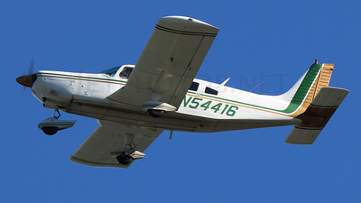N54416 - Piper PA-32-260 Cherokee Six - Private