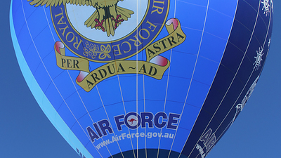 VH-OUP - Kavanagh B-105 - Australia - Royal Australian Air Force (RAAF)