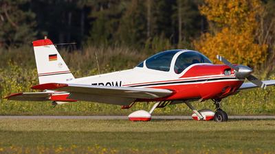 D-EBOW - Bolkow Bo.209C Monsun 160RV - Luftsportclub Alpenflug München